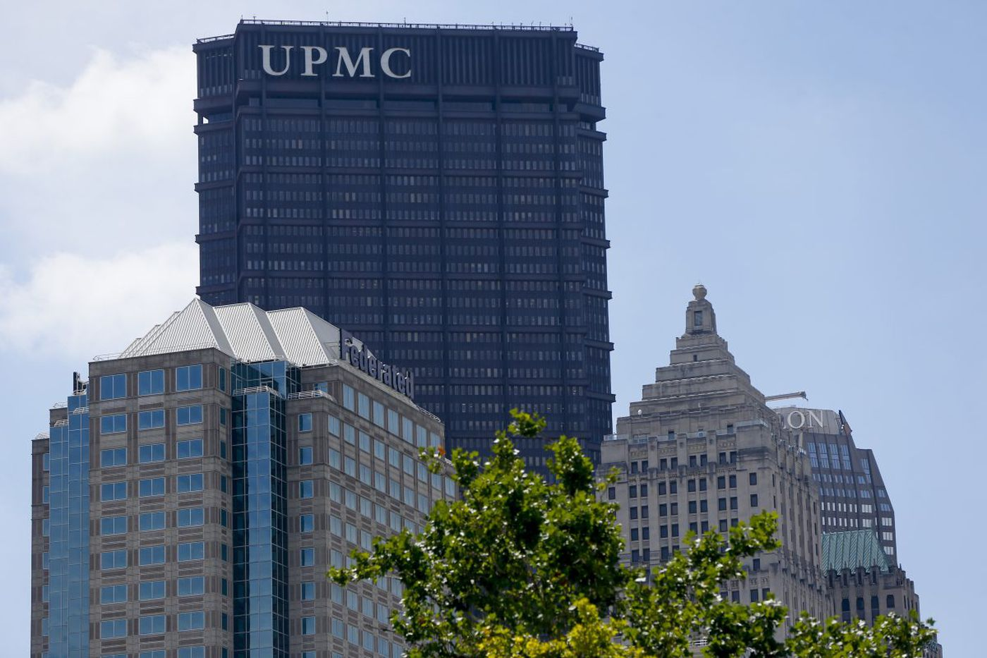 UPMC credit downgraded