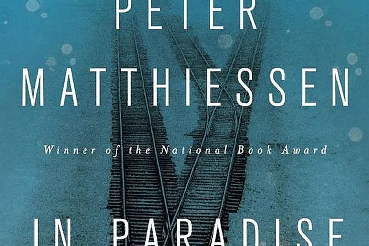 """""""In Paradise"""" by Peter Matthiessen. (From the book jacket)"""
