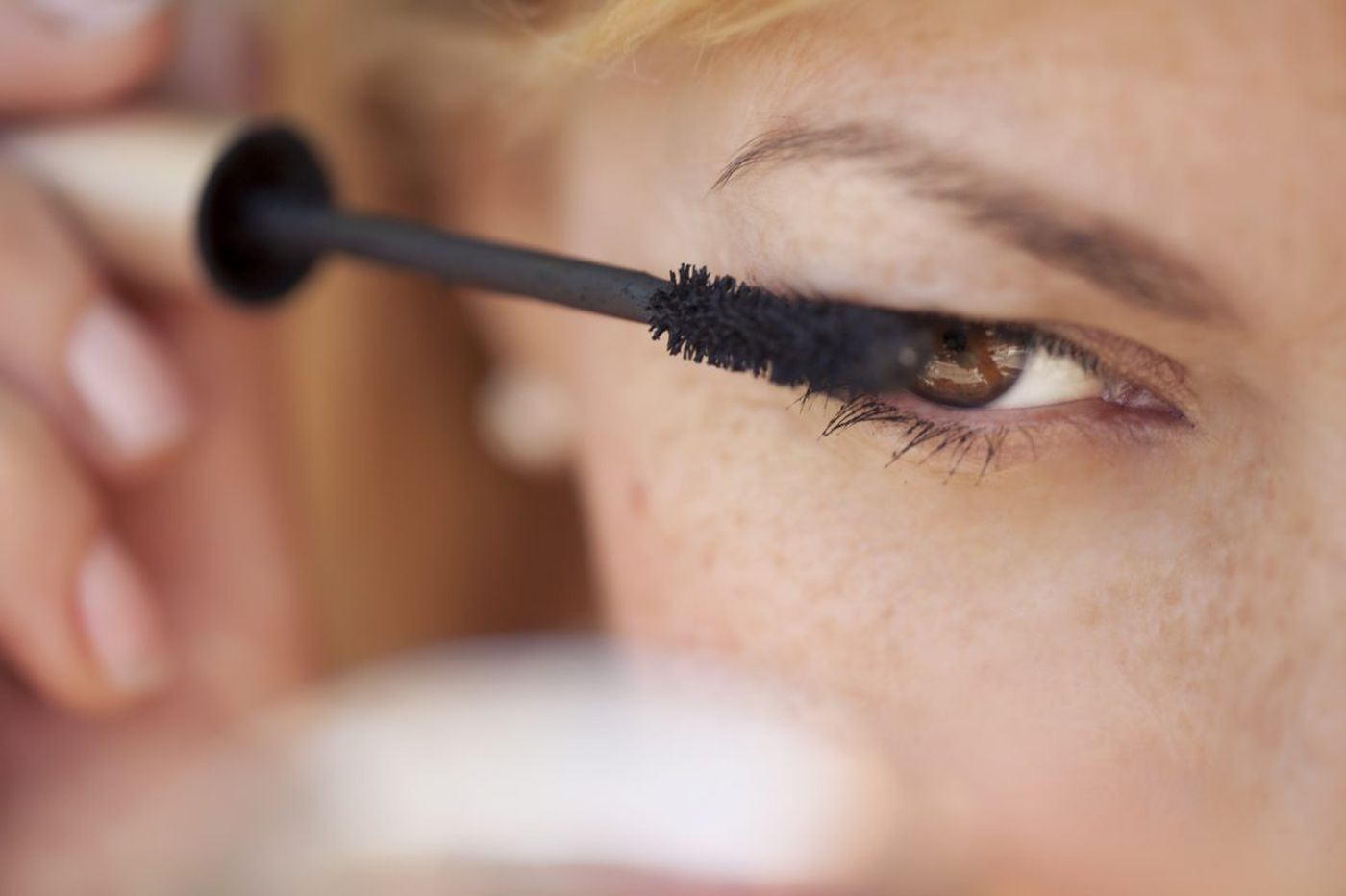 You've probably been applying your makeup in the wrong order