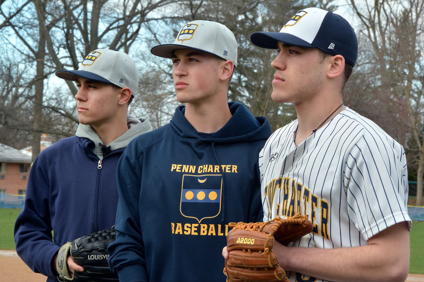 MLB draft: Penn Charter's Sammy Siani expects to hear name called early; local prospects to watch