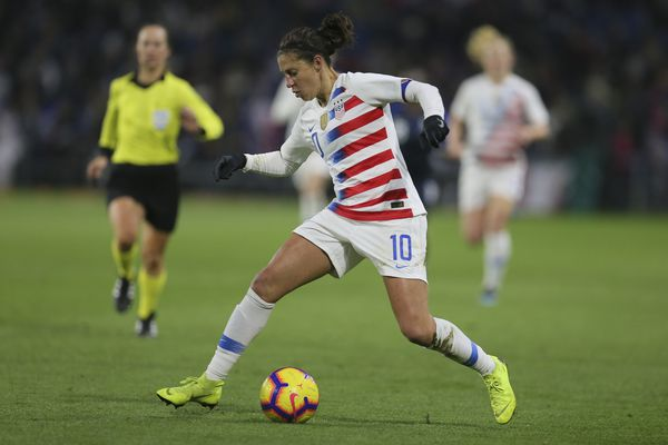 Carli Lloyd: 'I know that I still have a lot left to give' to the USWNT
