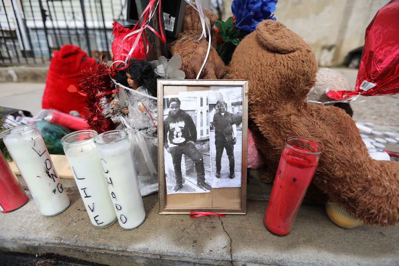 2 teens fatally shot blocks apart in SW Philly, part of holiday weekend violence in city