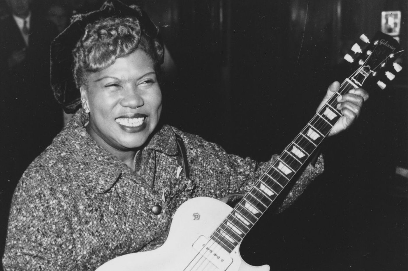 Who is Sister Rosetta Tharpe? The Rock and Roll Hall of Fame inductee is buried in Philly