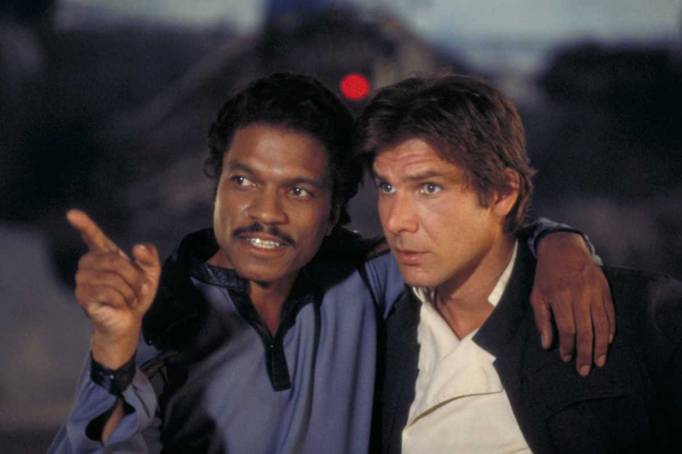 Lando Calrissian speaks!: Billy Dee Williams knows 'Brian's Song' still makes you cry