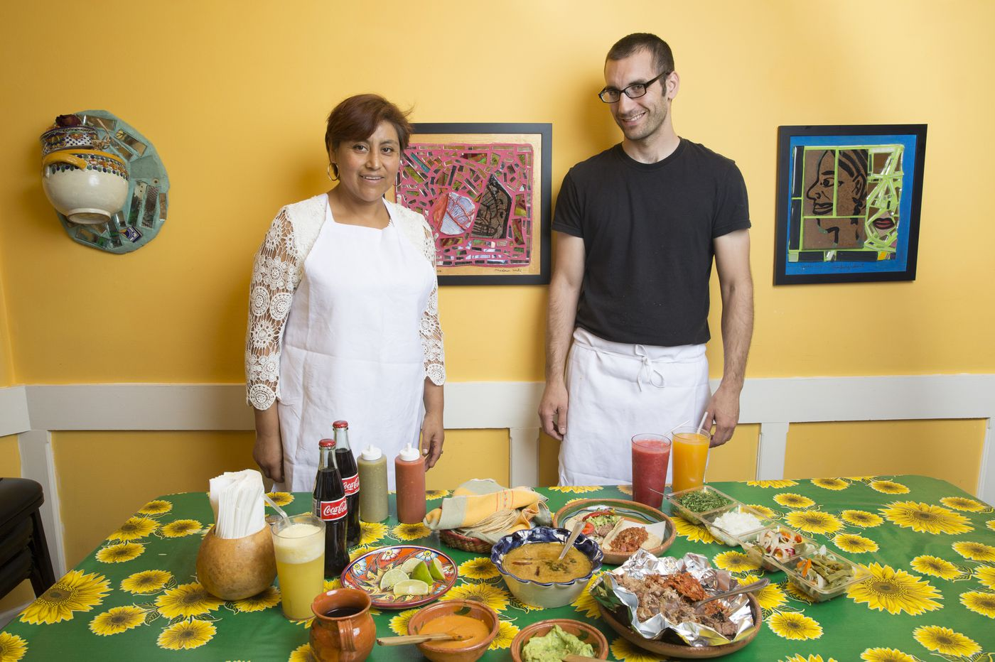 South Philly Barbacoa's Cristina Martinez to be featured on Netflix's 'Chef's Table'