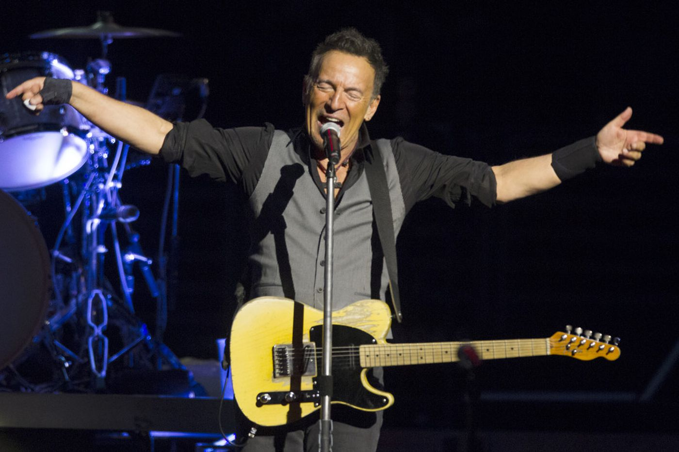 Bruce Springsteen announces new solo album, 'Western Stars'