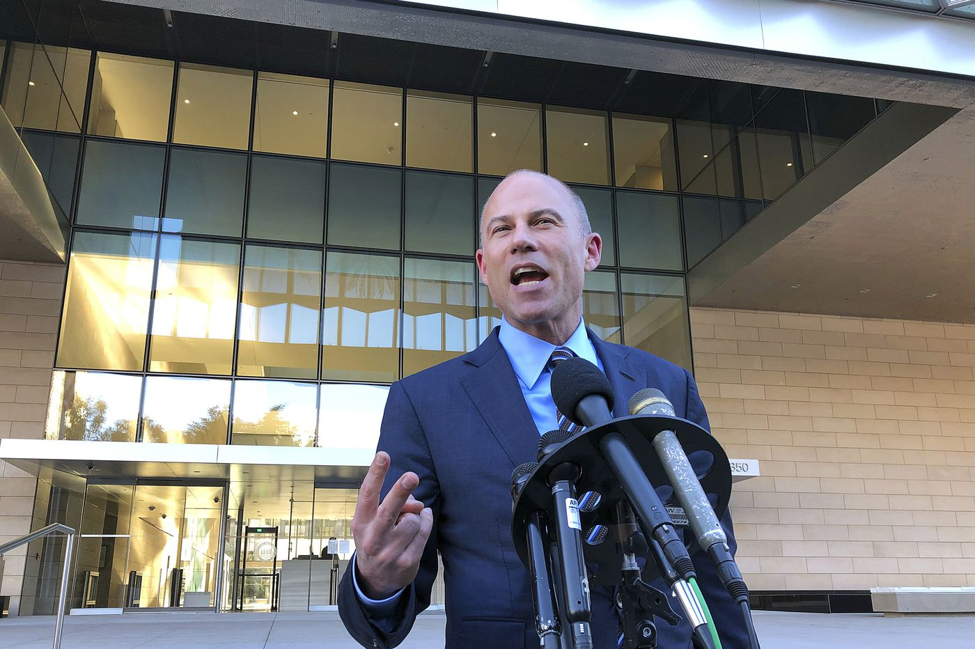 Judge transfers Avenatti's assets to estranged wife