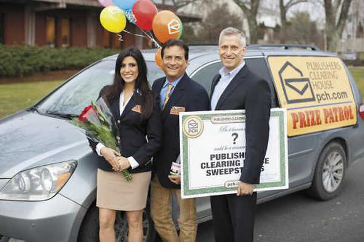You want $2 million? Publishers Clearing House may have a