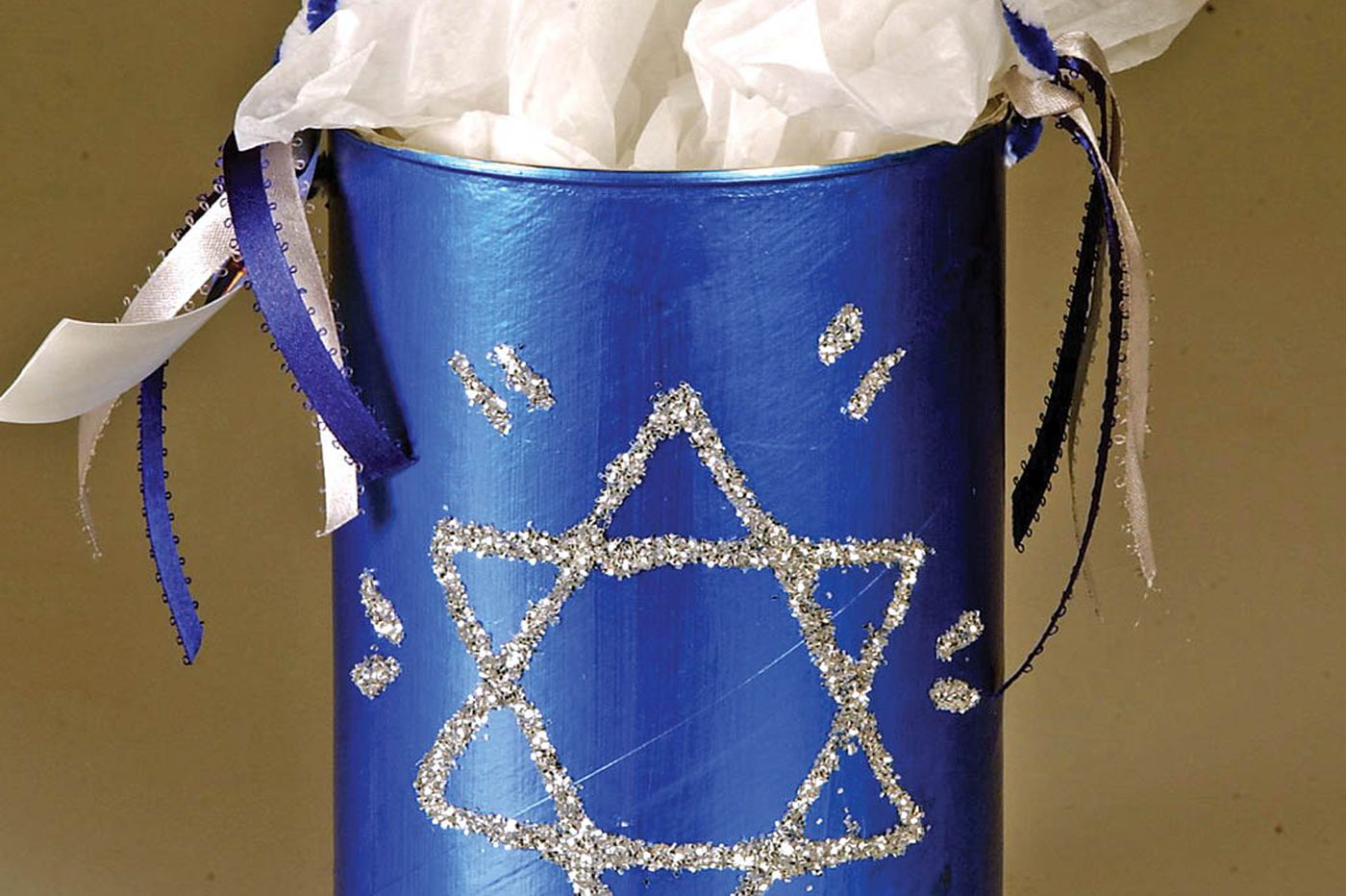 Crafty kids: A gift for Hanukkah