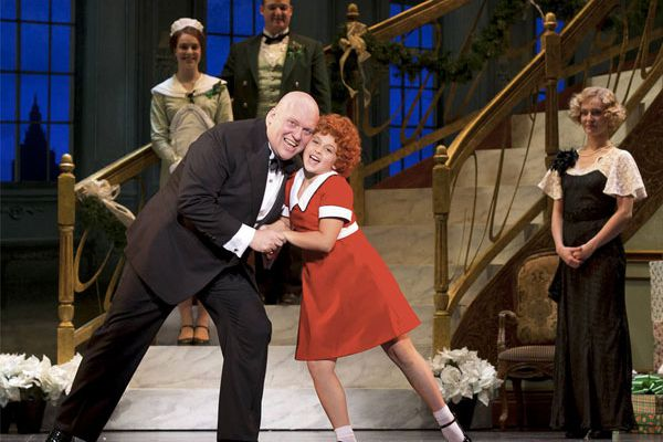 Review: Eternally endearing 'Annie' is back