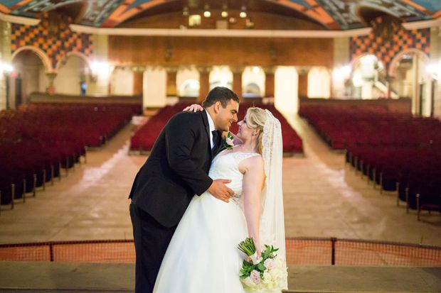 Philadelphia weddings: Victoria Doyle and Gabriel Morales