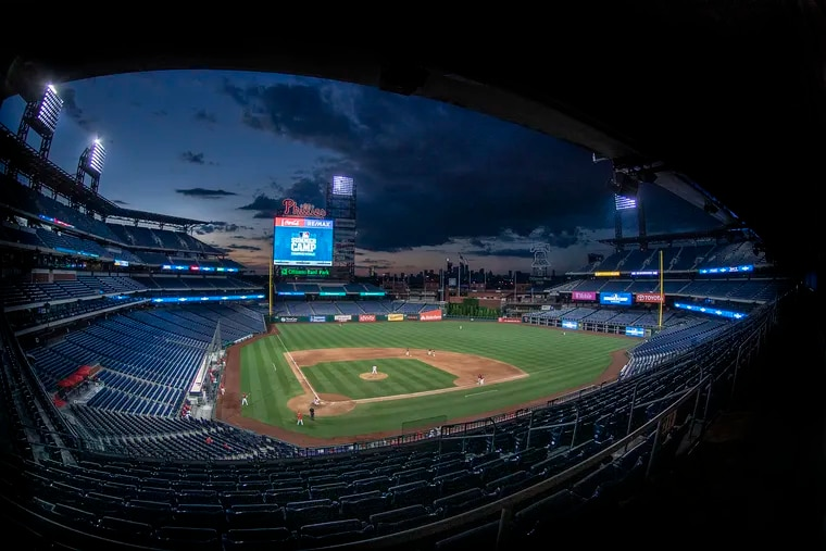 An empty Citizens Bank Park will be the biggest adjustment for the Phillies when they open the pandemic-delayed 2020 season Friday night against the Miami Marlins.