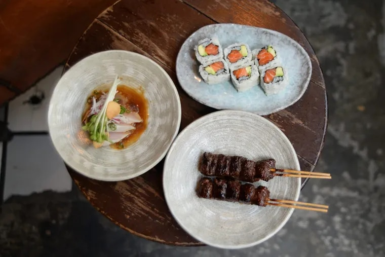 Double Knot offers a variety of affordable small plates during its happy hour.