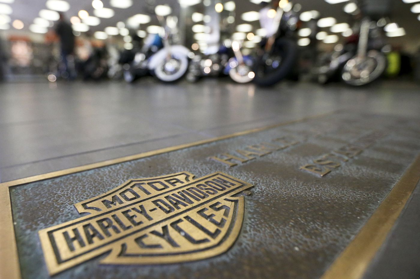 Harley-Davidson could be first of many U.S. firms to shift production overseas