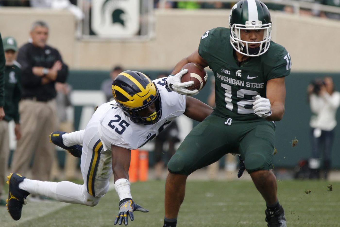 Michigan dismisses CB Nate Johnson; Rutgers healing | Big Ten Notes
