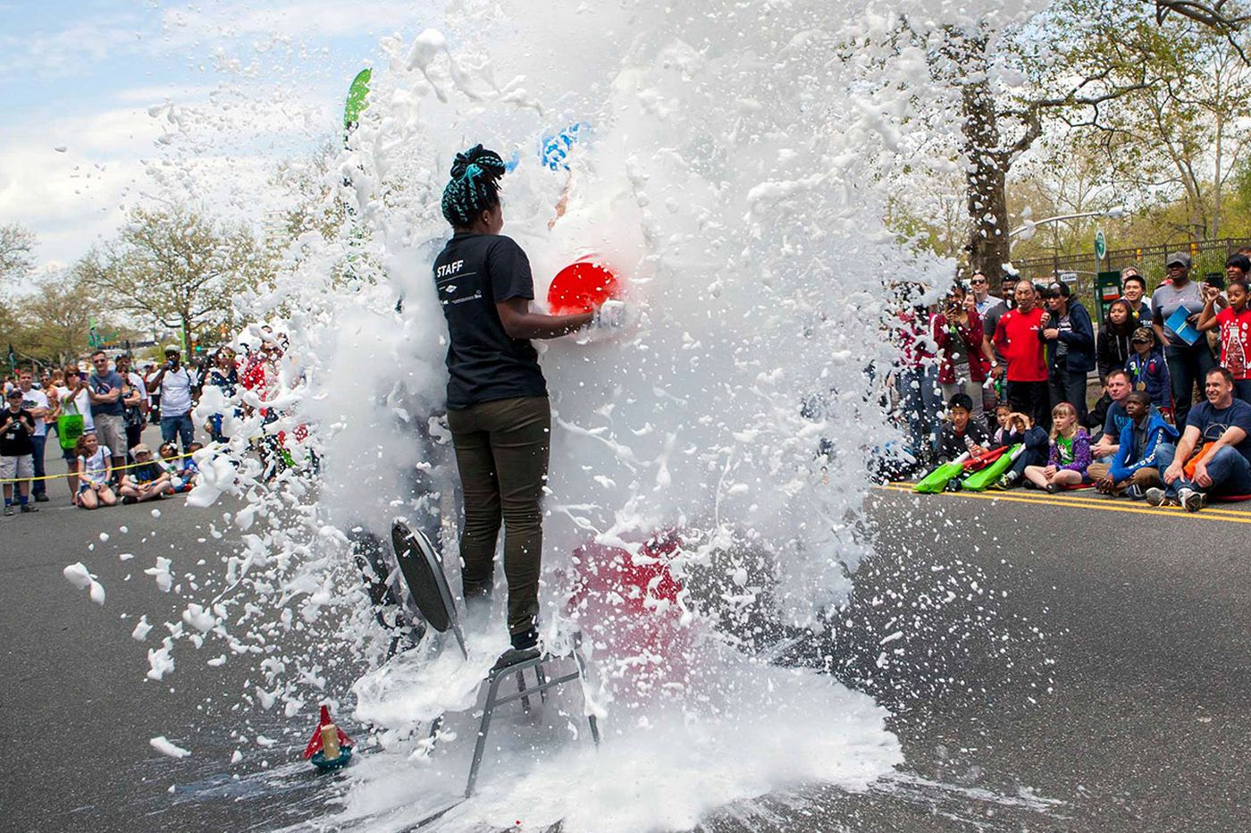 Kids to Do: The Philadelphia Science Fest closes with a massive outdoor carnival at Great Plaza