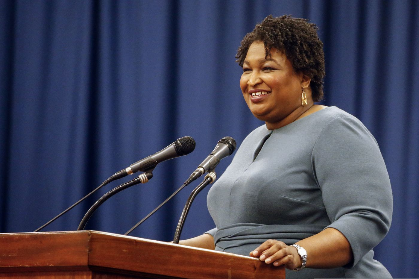 Stacey Abrams pours the sting of loss into making sure others can vote | Solomon Jones