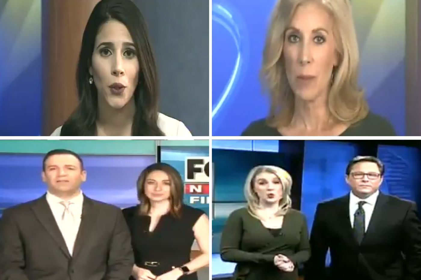 Anchors at Sinclair stations in Pa. forced to read same script about 'one-sided news'