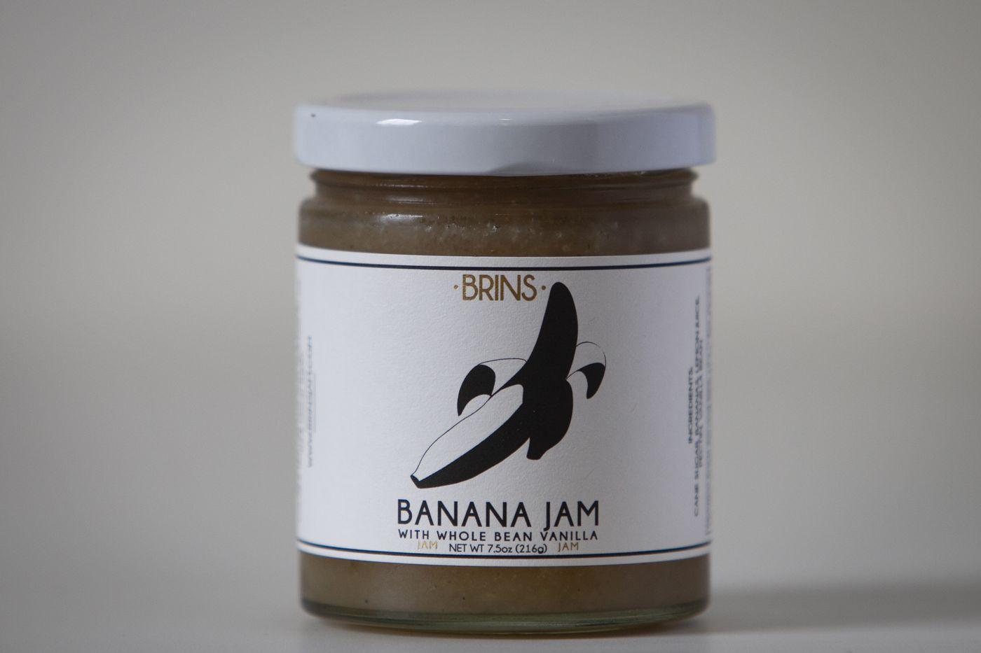Try a peanut butter and banana jam sandwich