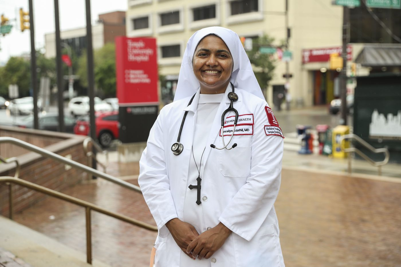 Meet Sister Jocelyn, Broad Street's Mother Teresa