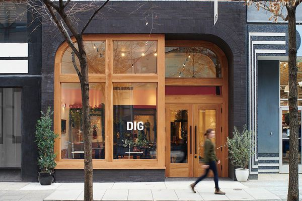 Dig, a vegetable-focused cafe with a mission (and deep pockets), plants its flag in Philly