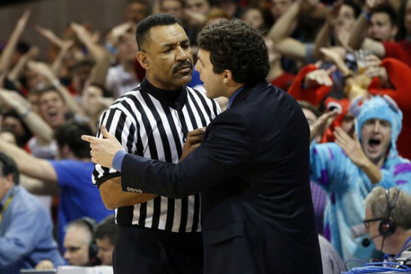 Former St. Joe's player to officiate in Final Four