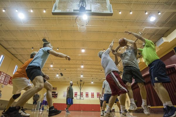 This weekly pickup game has been a Philly hoops staple since 1982