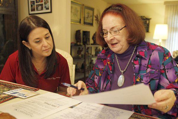 Veteran N.J. saleswoman's pitch: Women's business group can help