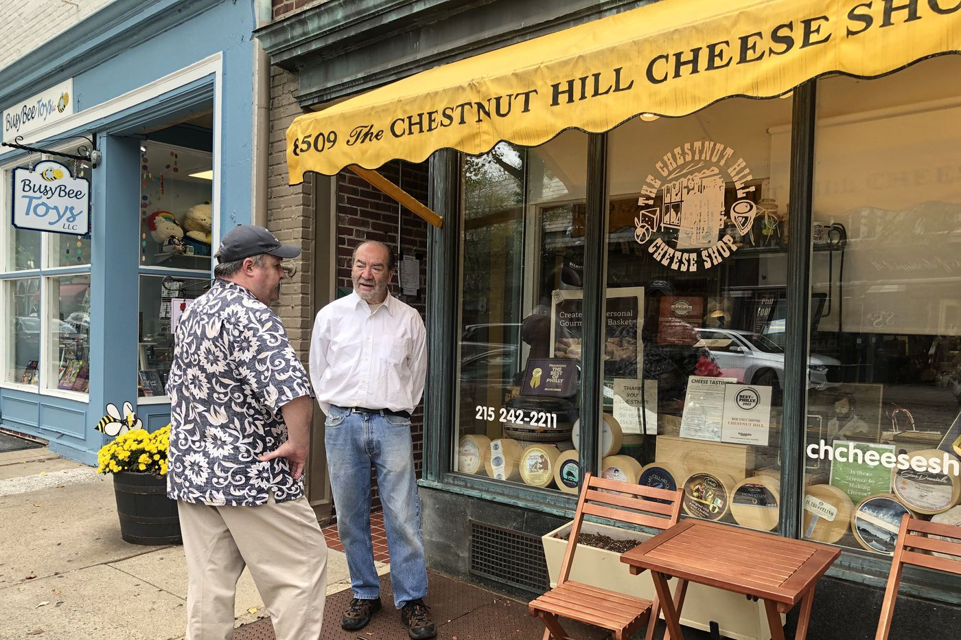 Chestnut Hill Cheese Shop closes after 56 years as owner retires