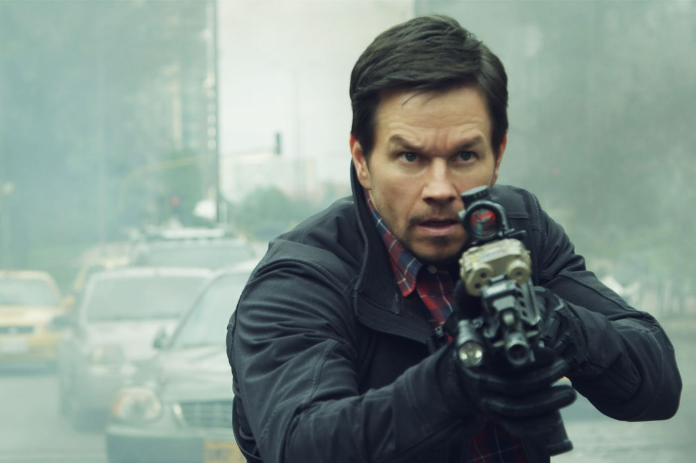 'Mile 22': Mark Wahlberg is a dud, while the ladies rule in new action flick