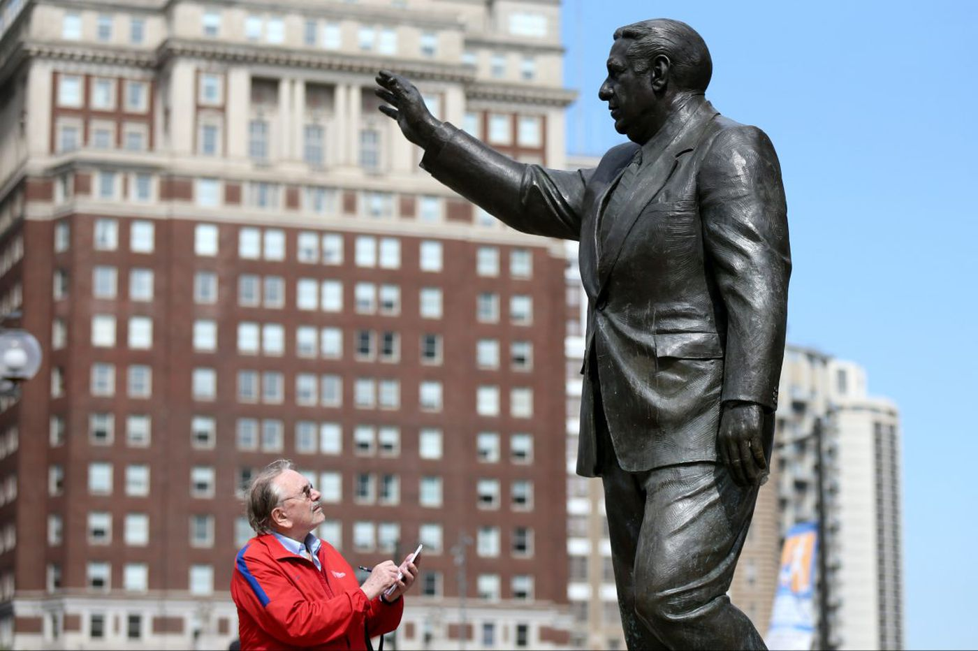 6 months later, statuesque Rizzo speaks up | Stu Bykofsky