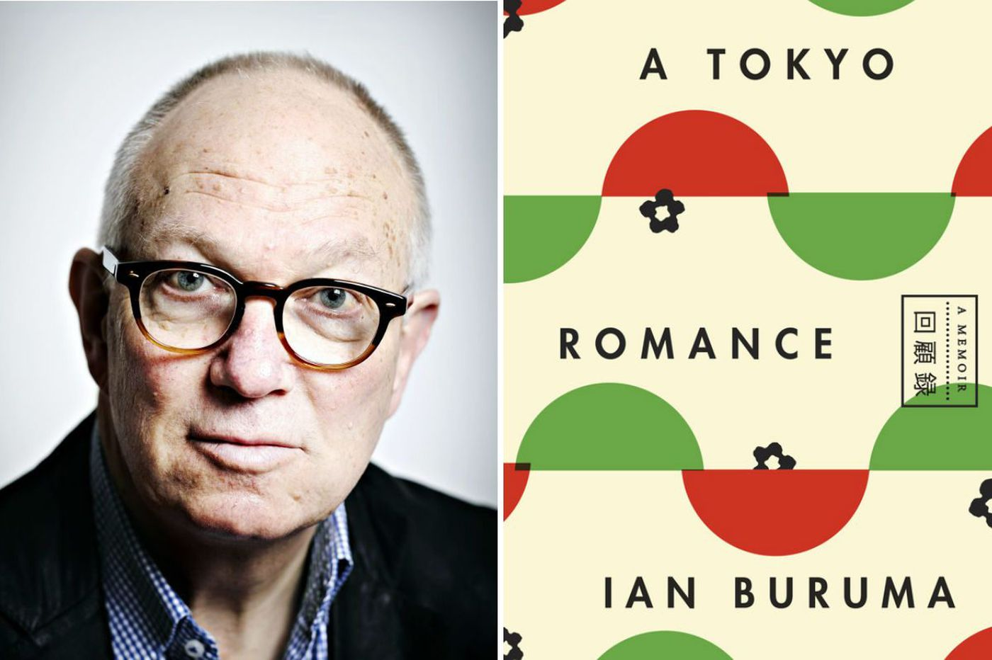 Ian Buruma brings 'A Tokyo Romance' to the Free Library Thursday