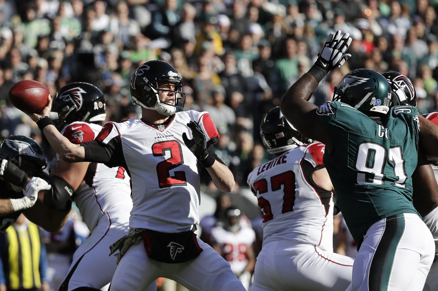 Eagles ready for Falcons, N.J. doctor accused in wife's murder makes first court appearance | Morning Newsletter