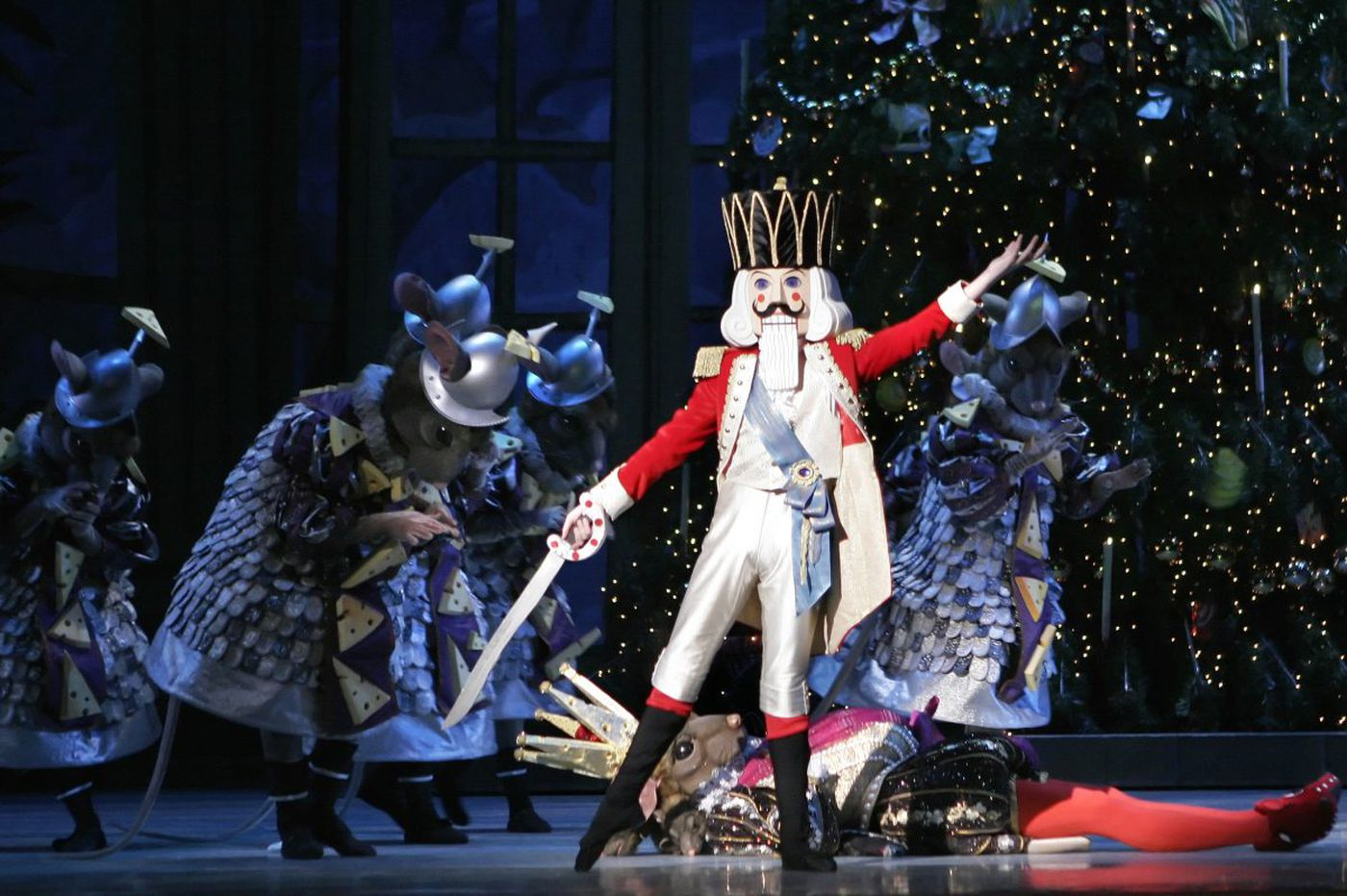 Seen 'The Nutcracker'? You may have colluded with the Russians
