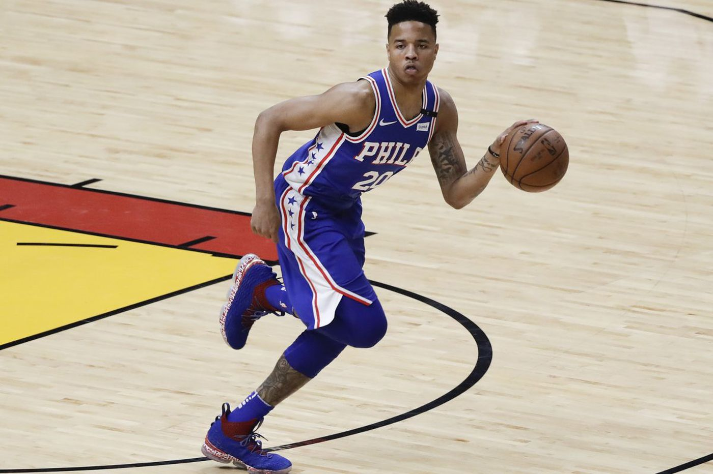 Sixers coach Brett Brown on Markelle Fultz: 'We miss him'