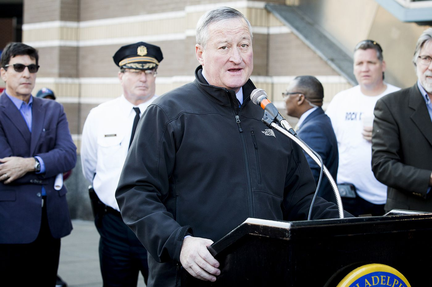Philadelphia officials, including Mayor Kenney, visit supervised injection sites in Canada