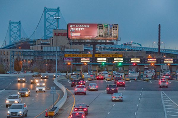 DRPA bridge use likely to fall further with toll increase