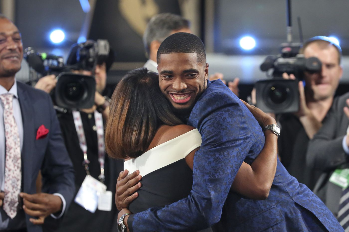Sixers stole Mikal Bridges' family's dream