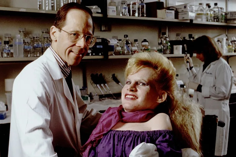 University of Pennsylvania FOP researcher Frederick Kaplan was Carol's personal physician for more than 30 years.