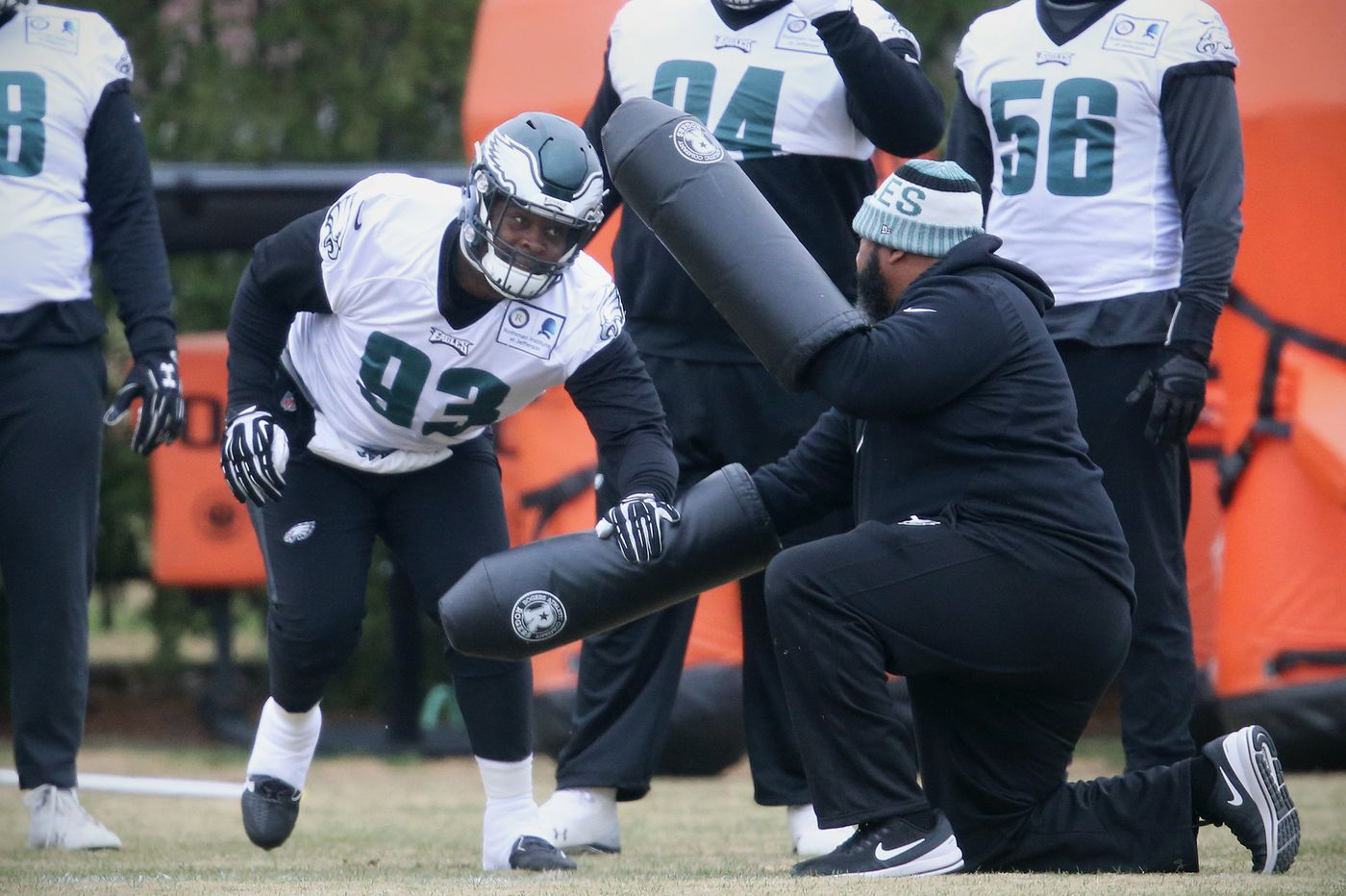 Eagles-Texans inactives: Tim Jernigan returns to Birds' lineup, Houston's Lamar Miller out
