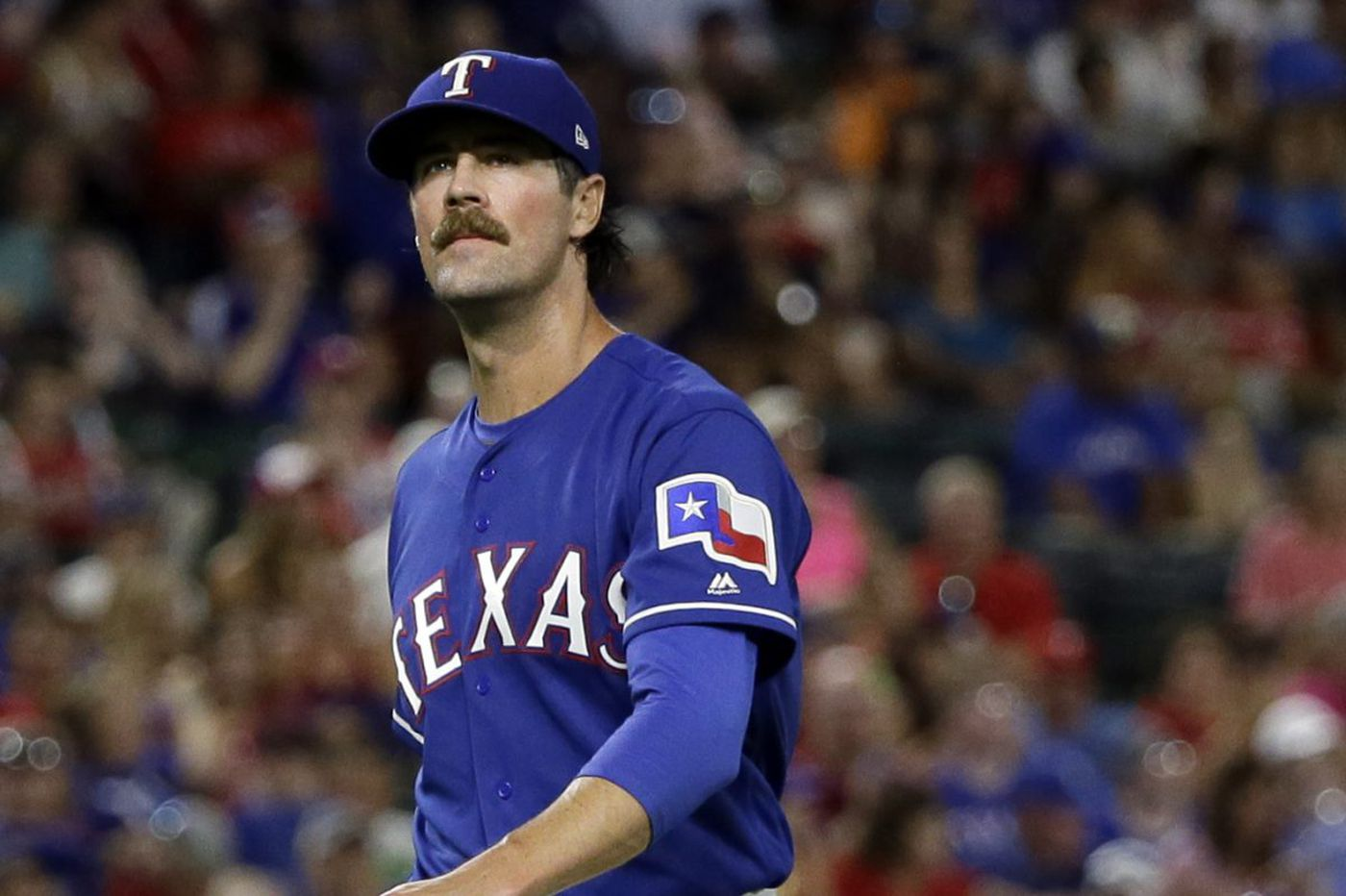 Cole Hamels says Phillies will be like Astros. Might he be part of it?