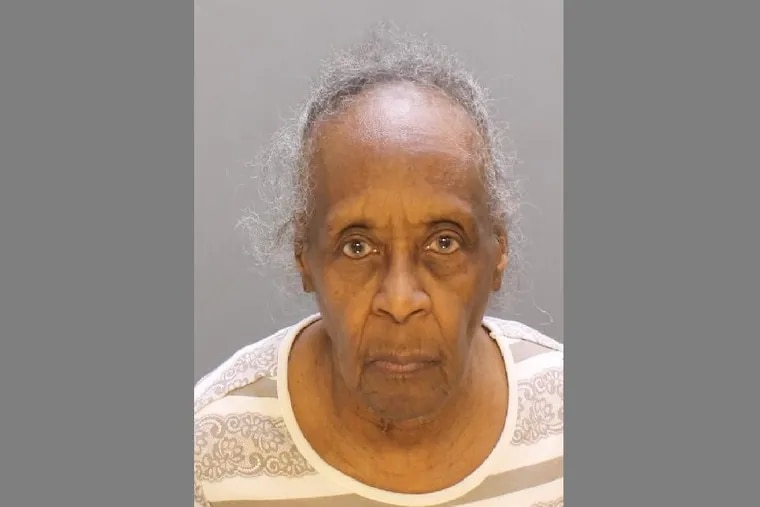 Emily Coakley, 86, was arrested after allegedly robbing a bank Tuesday in University City.