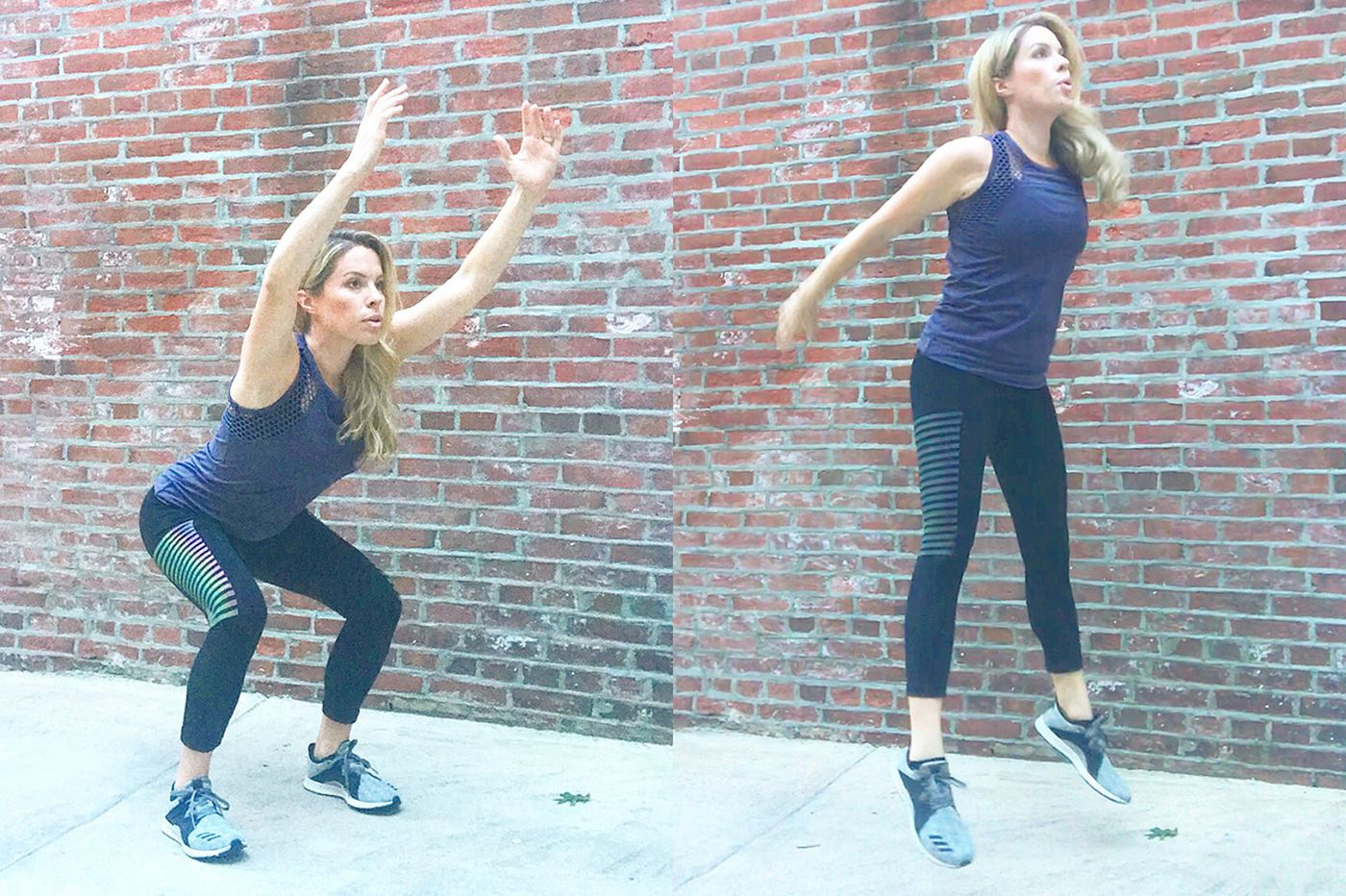 A football-inspired workout for fans