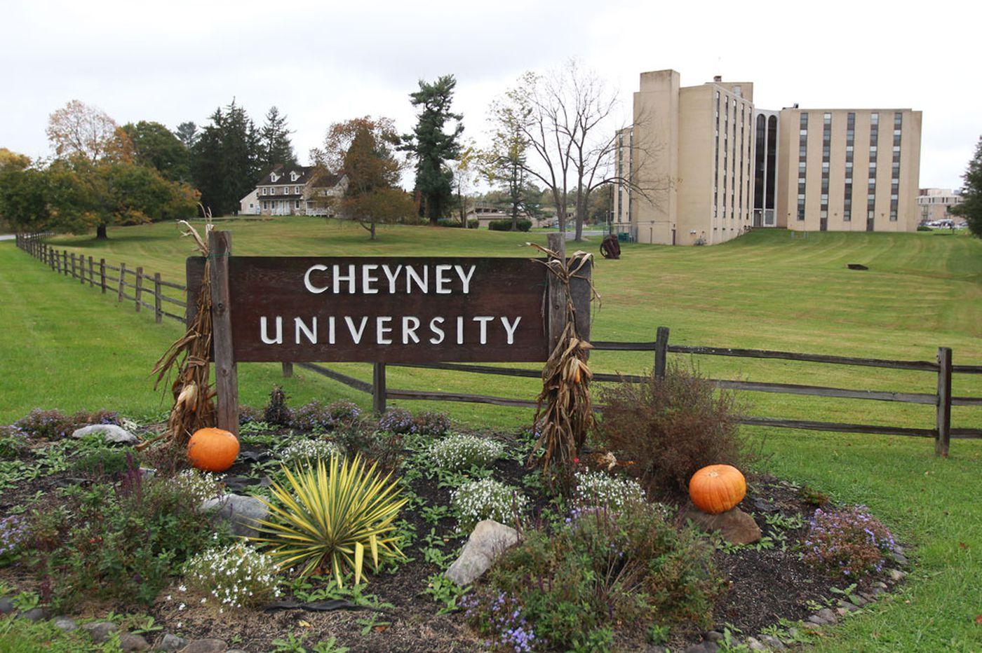 Cheyney balances budget and raises $4.4 million, both key to keeping it afloat