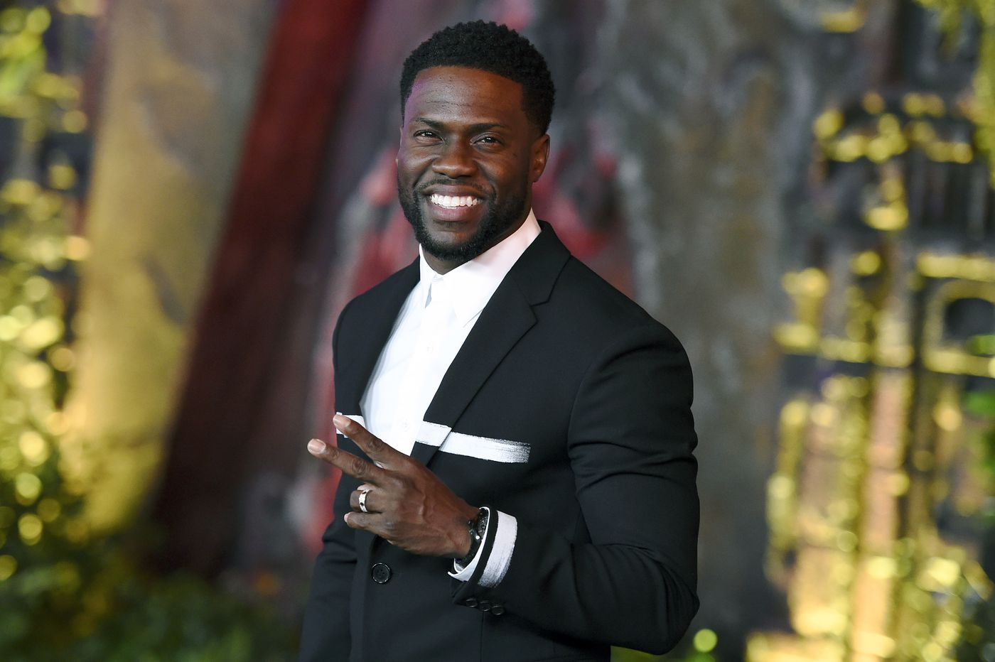 Kevin Hart is 'over' his Oscars controversy, won't be hosting this year's ceremony