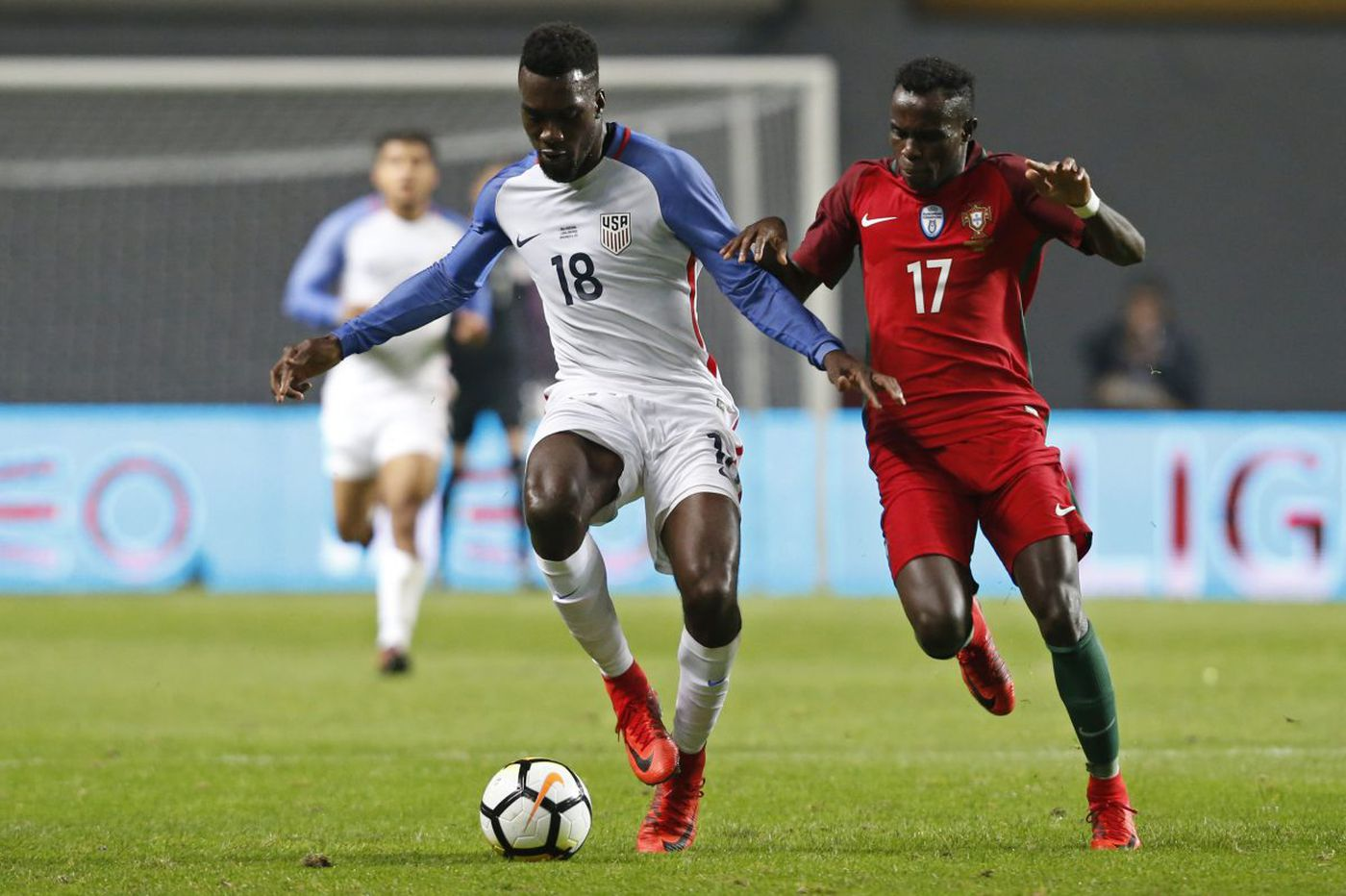 C.J. Sapong headed to U.S. national team January camp; Union set to hire two assistant coaches