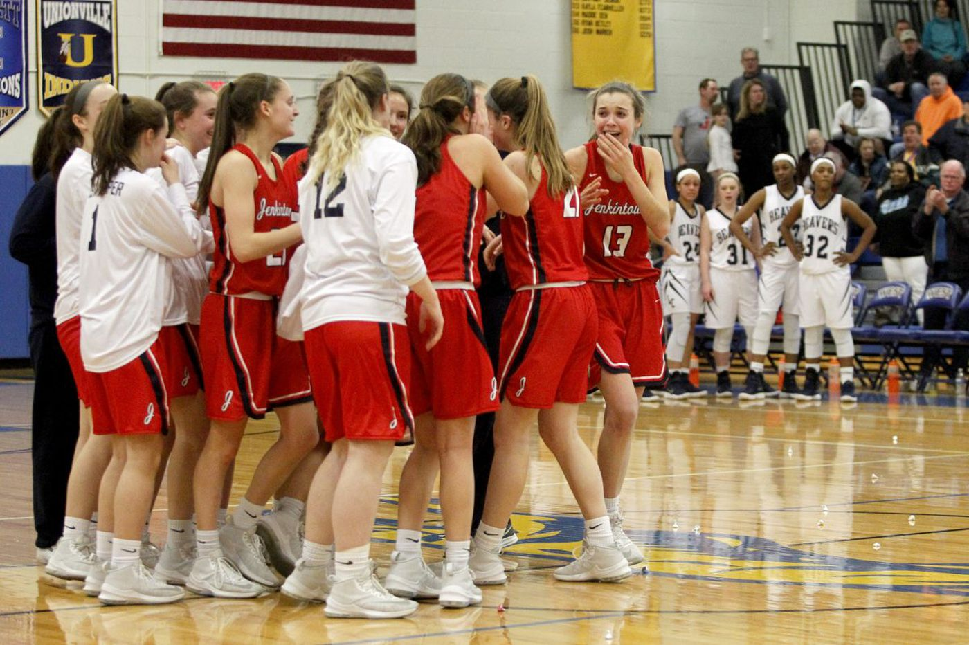 Two sets of twins lead Jenkintown girls to PIAA A state final