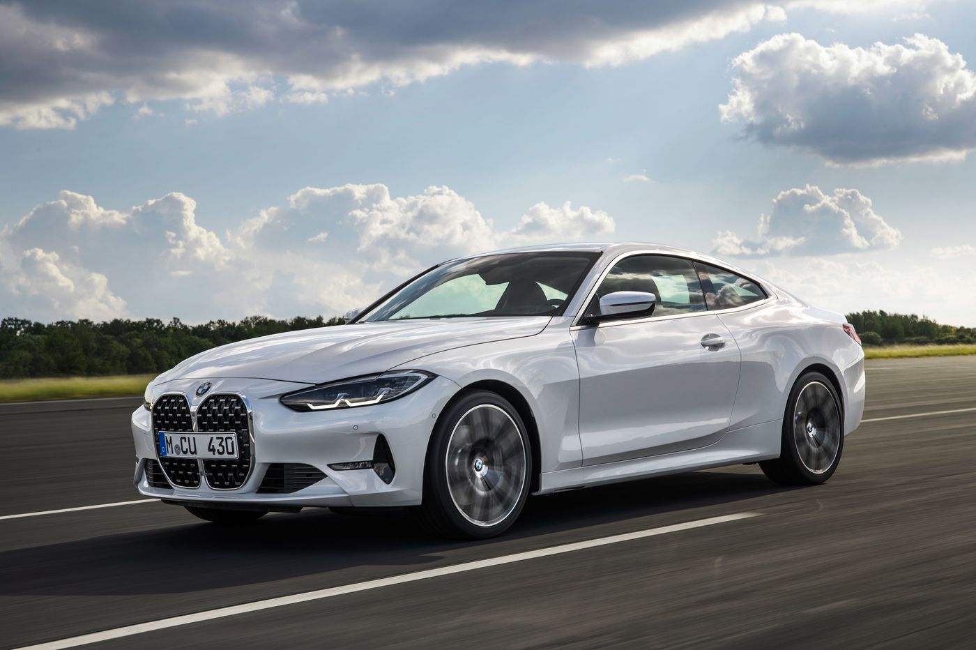 Redesigned 2021 BMW 4 Series gives RC350 and Corvette a run for the money