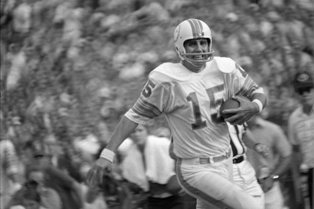 Well before Nick Foles, Earl Morrall was the NFL's greatest substitute quarterback