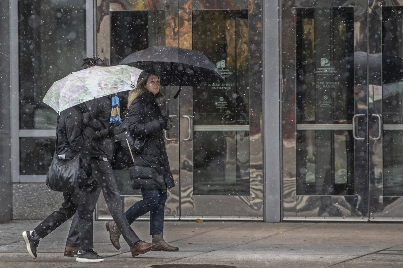 After first snowflakes, record cold, single-digit wind chills expected for Philly area
